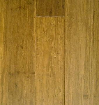 Bamboo Strand Woven Click Carbonized Toscano Floor
