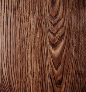Vinyl-Saddle-Oak-Detail