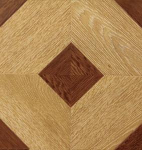 Antique Checkered Brown