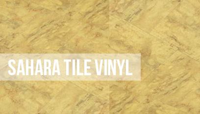 Sahara Tile Vinyl